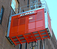 Alimak Man and Material Lifts